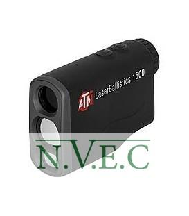 Лазерный дальномер ATN LaserBALLISTICS х6, дист. до 914м, совместим с ATN X-Sight 2 и c балл/калькул. по BT, IP66, CR2, 152гр.