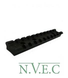 База Weaver для Benelli Vinci (260J) Raffaello, SBE II, M1, M2, M3 (G0131400)