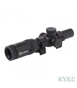 Оптический прицел Sightmark Firefield 1-6x24 IR 2-x цветная подсветка MilDot (FF13022)