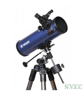 Астрономический телескоп MEADE 114 EQ-ASTR(114-мм рефлектор Ньютона c корректором)