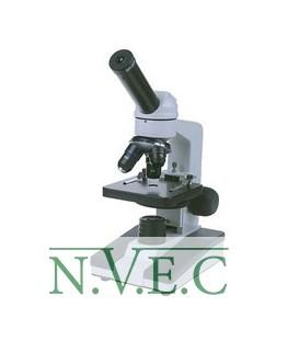 Учебный микроскоп Микромед С-11 (до 800х, 3 объектива, окуляр 20х, подсветка)
