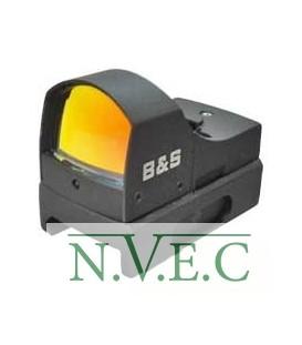 Коллиматорный прицел B&S R123 mini