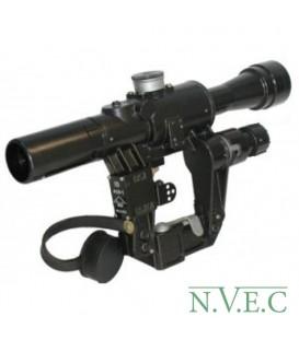 Оптический прицел НПЗ ПО 4х24-1 Сайга