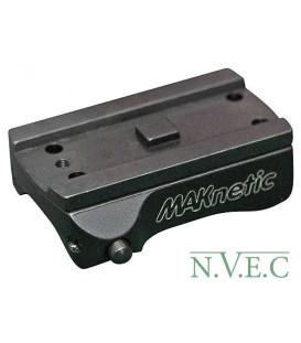 Крепление MaKnetic на Blaser R93 для коллиматора Aimpoint 3092-1000