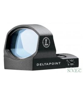 Коллиматорный прицел Leupold Deltapoint открытого типа, подсветка точка 3,5 MOA, матовый