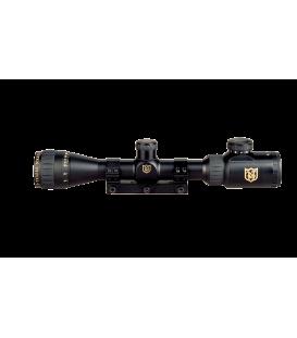 Оптический прицел Nikko Stirling  AIRKING 2-7x32 AO, halfmil-dot, с подсветкой, моноблок призма 11мм