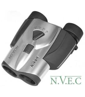 Бинокль Nikon Aculon T11 8-24x25 Zoom серебро