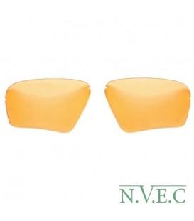 Линзы Randolph EDGE 69мм, оранжевые ORANGE, LT-71.33%