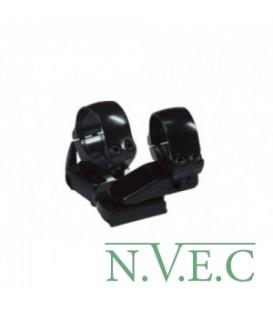 Быстросъемные поворотные кольца  CZ 537,550, д.26 мм, выс.17