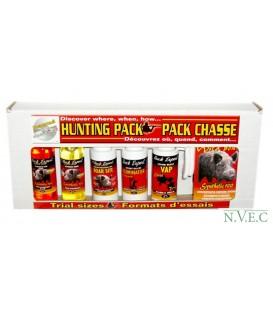Охотничий набор (кабан) приманки и нейтрализаторы с DVD Buck Expert