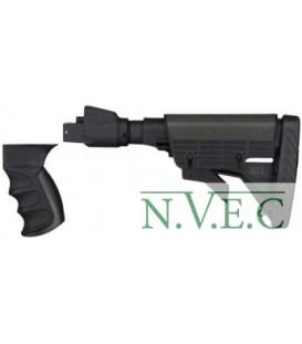 Комплект для гладк.карабина Сайга - телескоп. приклад + пистолетная рукоять + подщечник + тыльник