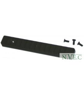 Планка на цевье МР-153 ВИВЕР 150мм (пластиковое цевье)