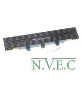 Планка Вивер ствольной коробки МР-155