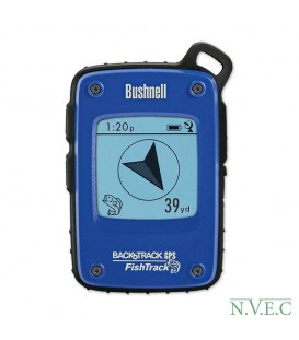 GPS навигатор Bushnell BACKTRACK FISHTRACK, BLUE
