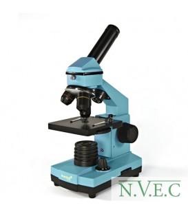 Микроскоп Levenhuk Rainbow 2L NG Azure/Лазурь
