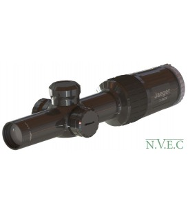 Оптический прицел Yukon Jaeger Егерь 1-4х24 с меткой T01i