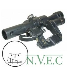 Прицел оптический ПОСП 4х24 Т (Тигр 1/400)